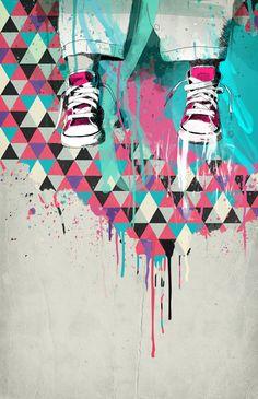 Jump  by Ariana Perez