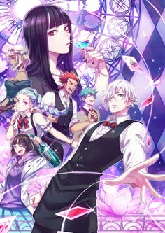 Death Parade - A M A Z I N G this anime gave me so many feels ;;