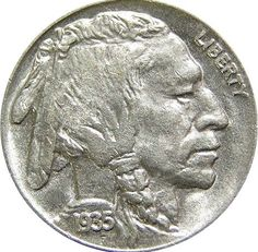 Two Moons was one of the models selected for James Fraser's famous Buffalo Nickel. (1935 Buffalo Nickel, photo taken by user Bobby131313, 2006)