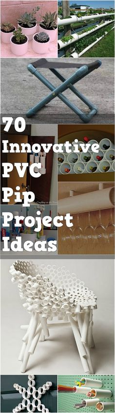 Plumbing Tips To Fix Pipes Pvc Pipe Crafts, Pvc Pipe Projects, Diy Pipe, Diy Projects To Try, Wood Crafts, Craft Projects, Fun Crafts To Do, Diy And Crafts, Wooden Pallets