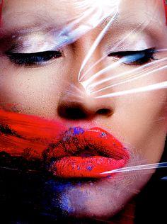 she-loves-fashion: Shyona Royston by Tyna Vargas
