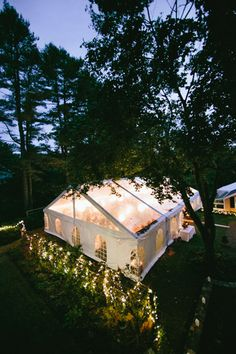 Backyard Wedding #TentWedding #OutdoorWedding