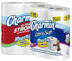 2 NEW Charmin Coupons and Bounty Paper Towel Coupon on http://hunt4freebies.com/coupons