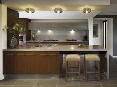 Kitchen - Chelsea Grey cabinetry and key horizontal splash back tiles?