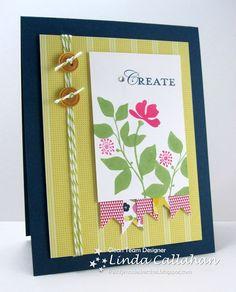 Love this card by Linda Callahan