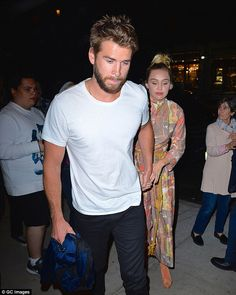Miley Cyrus' sister admits Miley and Liam don't have a wedding date #dailymail