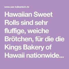Hawaiian Sweet Rolls for sliders (Mini-Burgerbrötchen) Kings Bakery, Hawaiian Sweet Rolls, Pulled Pork, Sliders, Mini, Pineapple, Hawaiian Sweet Breads, Shredded Pork, Braised Pork