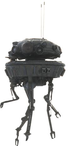 Imperial Probe Droid - Star Wars Episode V: The Empire Strikes Back (1980)