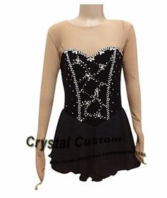 Aliexpress.com : Buy 2016 Children Figure Skating Dress Fashion New Brand Vogue Figure Skating Competition Dress For Women DR3098 from Reliable dress childrens suppliers on Crystal Professional Custom Figure Skating Dresses Store