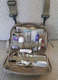 My Ostomy travel kit - Feb, 2014 - VeganOstomy