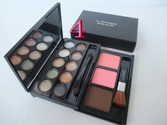 Mac Eyeshadow 10 Colors& 3 Colors Blusher Mac Eyeshadow 10 Colors& 3 Colors Blusher-Mac Cosmetics Wholesale - $13.15