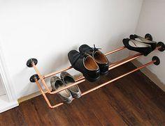 Pipes inspiration. Home decor