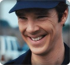 that grin.