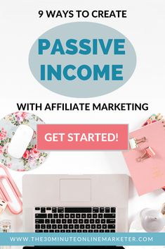 Affiliate marketing tips: 9 genius way to help you create passive income through affiliate marketing. Find out what you need to do to make affiliate marketing consistently on autopilot.Read more! #affiliatemarketing #bloggingtips #blogincometips #affiliatemarketingtips Make Money Blogging, Way To Make Money, Make Money Online, Affiliate Marketing, Online Marketing, Promotion, Creating Passive Income, Branding, Startup
