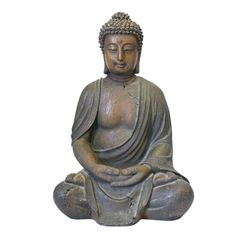 Buddha Statue Decoration | Overstock.com Shopping - The Best Deals on Garden Accents 40.86 -- 2nd Favorite