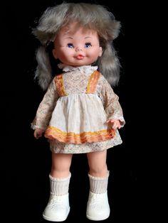 Antiga Boneca Estrela Lalá Sem O Lulu - R$ 65,90 no MercadoLivre