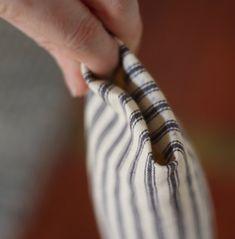 17 Apart: How To: DIY Door Snake (Draft Stopper)