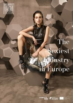 Victoria Guerra mostra-nos 'The Sexiest industry in Europe' - Activa