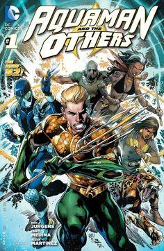 Collar de cartel Aquaman Dc Comics Jason Momoa Atlantis Super Héroe Justie League