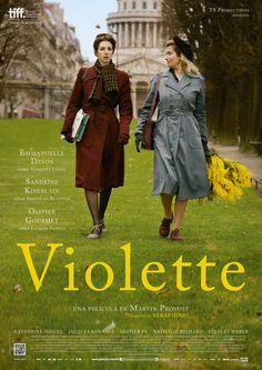 VIOLETTE una película de Martin Provost (2013) - Estreno en España 13/06/2014
