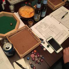 Game Night Chaos