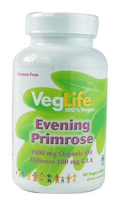 The VegLife® brand now offers a more potent, certified organic Evening Primrose Seed Oil in a non-gelatin softgel made from gluten-free vegetable ingredients. Evening Primrose, Primrose Oil, Organic Oil, Healthy Mind, No Equipment Workout, Stay Fit, Saving Money, How To Look Better, Skin Care