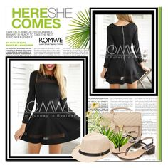 """""""Here she comes"""" by jenny007-281 ❤ liked on Polyvore featuring Andrea, Yves Saint Laurent, romwe, polyvoreeditorial and summer2015"""