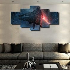 Framed 5 Pcs HD Print Picture Poster Star Wars Painting Canvas Wall Art Picture Home Decoration Living Room Canvas Painting stairway decorating * AliExpress Affiliate's Pin. Click the image to visit the website Canvas Home, Canvas Wall Art, Canvas Paintings, Canvas Prints, Framed Canvas, Art Prints, Wall Art Pictures, Canvas Pictures, Living Room Canvas Painting