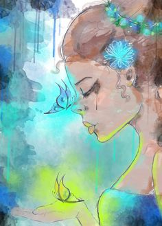 Eva Lubart peinture numérique digital art http://www.alittlemarket.com/boutique/eva_lubart-1468.html