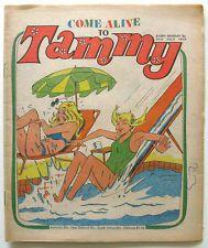 Tammy 21 July 1979 Karina and Khan Bessie Bunter Brandy Wins Through Bella