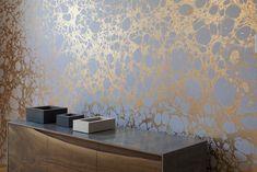"Calico Wallpaper ""Lunaris"""
