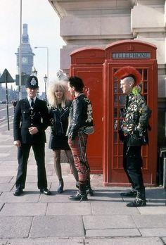 London punks