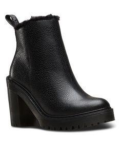 Buffalo Stiefel ES 11073 Garda Preto 01