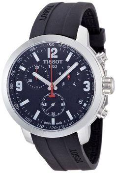 Just arrived Tissot Men's T0554171705700 PRC 200 Analog Display Swiss Quartz Black Watch