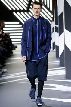 Y-3 Fall 2014 Menswear - Collection - Gallery - Style.com