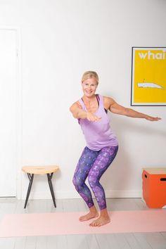 Kotitreeniohjeet - Rasvanpolttojumppa 20 min | Keventäjät.fi Sporty, Fitness, Style, Fashion, Gymnastics, Moda, Stylus, Fasion, Keep Fit