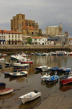 Barques de Castro-Urdiales   Cantabria, Spain