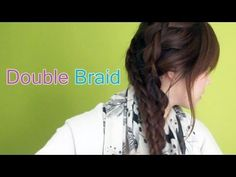 So here is just a quick everyday hair tutorial for you guys. I saw this hairstyle in a Japanese magazine a little while back and wanted to recreate it because I thought it was pretty cute for everyday.    I have layers in my hair so it was a bit trickier for me to do this hairstyle but gel/clay helps a lot. If your hai...  Bubzbeauty