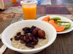 gerson-therapy-breakfast-cancer-clinic-oatmeal-juice-fruit