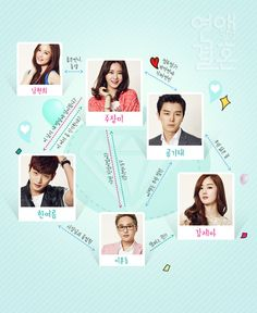 subtitle marriage not dating