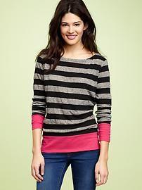 Really into stripes lately.