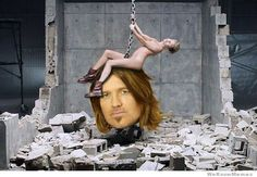 12 Funniest Miley Cyrus Wrecking Ball Memes Gifs And Videos