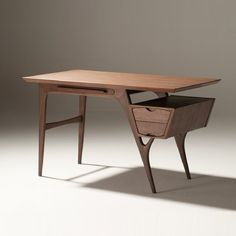 Creer Desk https://ookkuu.com/collections/luxury/products/creer-desk Also take a look at: 14 Modern Small Home Office Desks http://vurni.com/modern-small-home-office-desks/