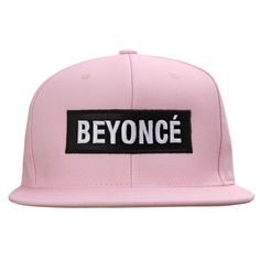 Beyoncé Snappin' Back Hat ($36) ❤ liked on Polyvore featuring accessories y hats