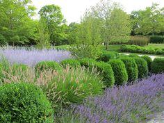 Edmund Hollander Landscape Architects | Long Borders