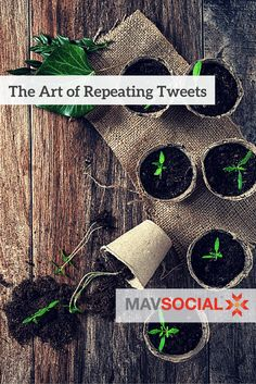 With organic reach low, Twitter influencers and big brands alike are recycling old posts. The statistic for how many of […]