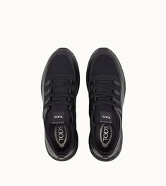 Dettaglio frontale in Leather and Scuba Platform Sneakers, Leather Sneakers, Scuba Fabric, Puma Platform, Boutique, Stuff To Buy, Men, Shopping, Shoes