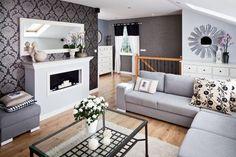 Grey livingroom