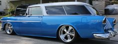 56madmook's 1955 Chevrolet Nomad in long beach, CA