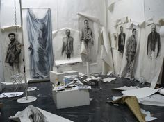 Atelier Ernest Pignon-Ernest